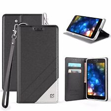 For Motorola Moto G5 Phone Case Hybrid PU Leather Wallet Pouch Flip Cover