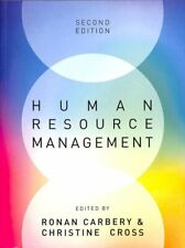Human Resource Management by Ronan Carbery 9781352004021 | Brand New