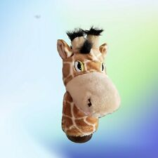 "10"" Aurora Plush Jolie Hand Puppet Classroom Storytime helper Zoo Animal plush"