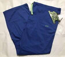 Iguanamed Med Flex II Scrub Bottoms Size 3XL Blue Unisex Pants Medical NWT