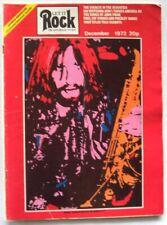 HAWKWIND 1972 magazine LET IT ROCK DOREMI FASOL LATIDO LEMMY SPACE ROCK