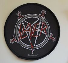 SLAYER - Pentagram - Patch - 9,5 cm - 164530