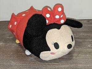 "MINNIE MOUSE TSUM TSUM 13"" Plush Doll Stuffed Animal Walt Disney Store"