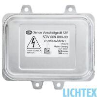 HELLA Xenon Scheinwerfer Steuergerät 5DV 009 000-00 Vorschaltgerät Ballast NEW