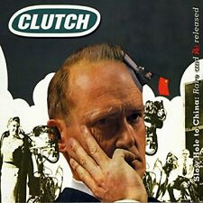 Clutch - SLOW HOLE TO CHINA RARE AND RERELEASED [CD]