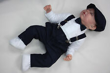 Taufanzug , Taufanzug Junge, Baby Anzug, Anzug , Taufe, Festanzug baby G031-3