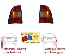 2 FARO FANALE FANALINO POSTERIORE PER FIAT STRADA PICK UP 97 GRUPPO OTTICO STOP