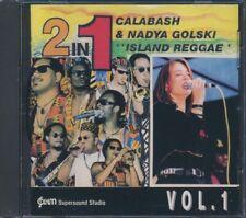 CD Calabash & Nadya Golski - Island Reggae: 2 In 1