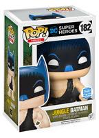 Jungle Batman Shop Exclusive POP! DC Heroes #182 Vinyl Figur Funko