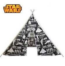 STAR WARS Teepee Tent Children Home Pretend Play Tipi Outdoor Indoor