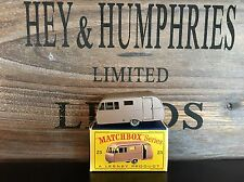 matchbox regular wheels no.23C-3.Very near mint OVP D-2 excellent from 1960/61