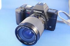Chinon CP-7m Multi-Program 35mm SLR , 28 - 80 Zoom. Pentax K mount