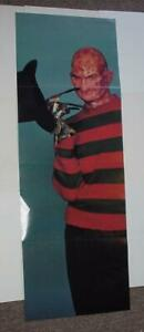 A Nightmare on Elm Street Poster # 3 Freddy Krueger Horror Movie Robert Englund