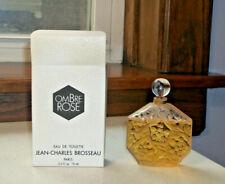 Ombre Rose Eau de Toilette 2.5 oz by Jean Charles Brosseau
