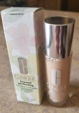 Clinique Beyond Perfecting 2-in-1 Foundation + Concealer 18 Sand 1 fl oz NIB