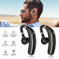 Wasserdicht Kopfhörer Bluetooth 5.0 Kabellos Kopfhörer Sports Ohrhörer Im O Y8I1