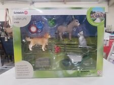 Schleich Farm Life Feeding on the Farm #41423
