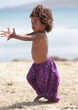 Pantalons harems pour garçon de 2 à 16 ans