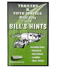 Valterra RVing Made Easy Handbook for Trailers & Fifth Wheels