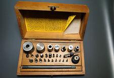 Bergeon Bushing Clock Tool Accessories