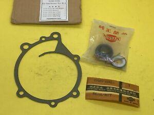 Datsun 510 Water Pump Seal Kit Part # 21026-21025 Genuine NOS