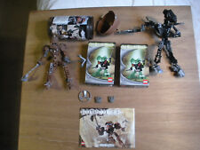 JOB LOT LEGO BIONICLE 85552 8604 science-fiction Space Models Robot Spare Repair
