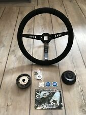 Motamec Rally Steering Wheel Horn Button RS Escort Mk2 Version RS2000 RS1800