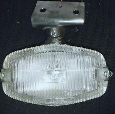 Pre Loved Vintage Lucas Classic Mini, MG era. Fog Light with original bracket.
