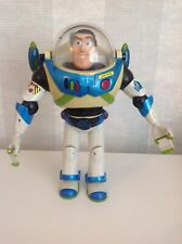 Toy Story Buzz Lightyear Galactic Defender With Rocket Backpack Blue