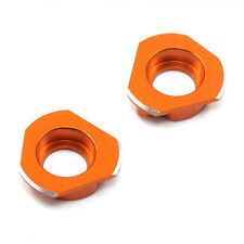 Yeah Racing HPI Sprint 2 Orange Aluminum Bearing Holder Hub SPT2-013OR