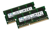 2x 8gb 16gb ddr3 1600 MHz Apple iMac macbook pro Mac mini 2012 memoria tan DIMM