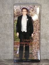 BARBIE TWILIGHT SAGA BREAKING DAWN EDWARD DOLL PINK LABEL SPECIAL ED.NEW IN BOX