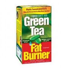 GREEN TEA FAT BURNER 400 mg EGCG 200 softgels