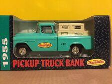 Ertl True Value Hardware #12 1955 Chevrolet Pickup Truck Diecast Bank 1:25 1993