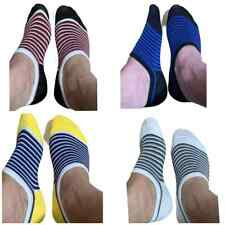 Men's Trainer Liner Ankle Invisible Socks Cotton Rich Low Cut Sports Size 6 -11