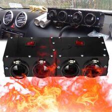 12V 800W Heating Warmer for Cars Four Fans Windscreen Defrosting Demister Heater