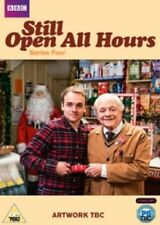 Still Open All Hours Season 4 Series Four Fourth New DVD