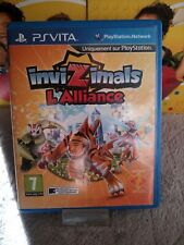 Invizimals PS VITA Playstation FR