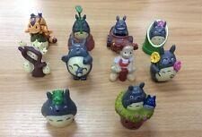 MyNeighbor Totoro Studio Ghibli Collectables Toy Gift Set 10pc Minifigure 5-6CM