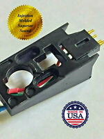 USA Made: Best Audio TK-14 Cart Holder for Dual Turntables, Gold Plated Spring!