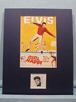 """Elvis Presley in """"Girl Happy"""" honored by the Elvis Presley stamp"""