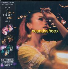JOEY YUNG 容祖兒 My Secret Live 3 Vinyl LP Hong Kong Limited edition