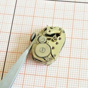 Urofa 542, komplettes Werk, Formwerk, gebraucht, used, für Ersatzteile WGA097