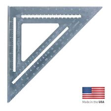 Swanson Big 12 Speed Roofing Rafter Square WITH Blue Instruction Book