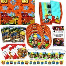 Bob le Bricoleur Fête Set XL 57-pièces pour 6 Clients Bobparty
