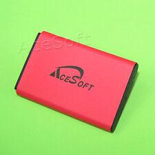 High Capacity 1650mAh SAMU680BAT AB663450B Battery for Samsung Convoy III 3 U680