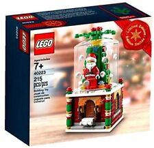 LEGO 40223 Natale palla di neve Nuovo in Scatola RARISSIMO Set eliminati
