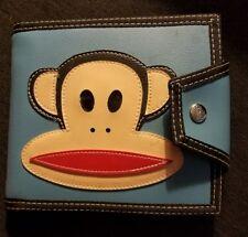 Paul Frank Leather CD Case Holder Vintage