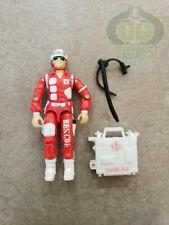 G.I. Joe Lifeline 1986 ARAH Vintage O-Ring GI Joe Action Figure