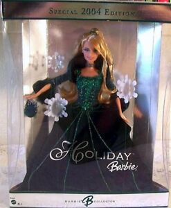 Holiday Barbie 2004 SPECIAL EDITION Collectible Barbie Doll